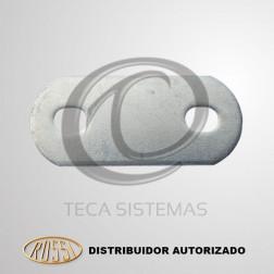 CHAPA FIM DE CURSO MECANICO DD ZINCADA