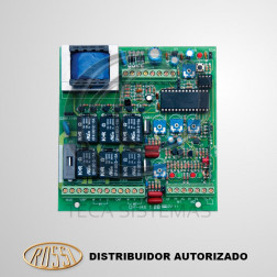 Placa Central Dupla DPHX 433MHZ - ROSSI