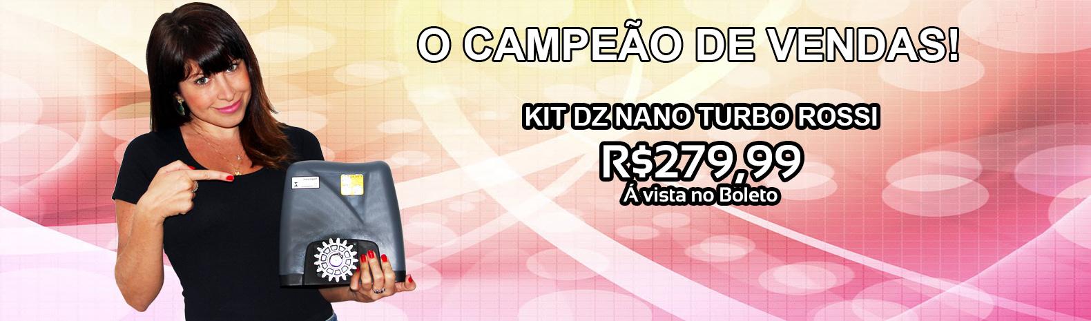 DZ NANO O CAMPEÃO DE VENDAS!