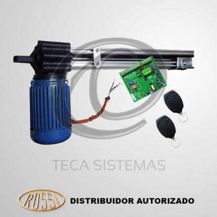 Kit Motor Basculante Industrial BL4 1,5m Rossi