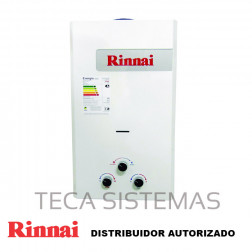 Aquecedor a Gás de 15 Litros REU 158 BRS - Rinnai
