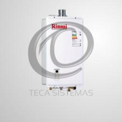 Aquecedor a Gás Digital de 17/18 Litros REU 1302 FEH - Rinnai
