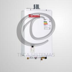 Aquecedor a gás digital de 32,5 litros REU 2402 FEH - RINNAI