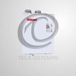 Aquecedor a gás digital de 44/47,5 litros REU 3230 FFA-BE - RINNAI