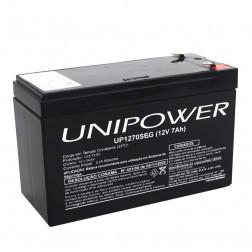 Bateria Selada 12V 7AH - UNIPOWER