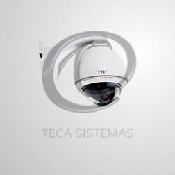 Câmera Speed Dome CCD Sony 480 Linhas Zoom 27X - VTV