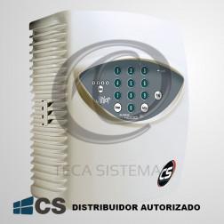 Central de Alarme D4 Júnior com 4 Zonas + Discadora + Controle Remoto - CS
