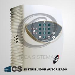 Central de Alarme D8 com 8 Zonas + Discadora + Controle Remoto + 2 Partições - CS