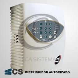 Central de Alarme D2 com 2 Zonas + Discadora + Controle Remoto + 2 Partições - CS