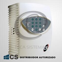 Central de Alarme D4 com 4 Zonas + Discadora + Controle Remoto + 2 Partições - CS