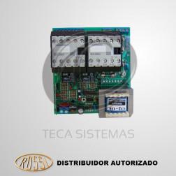 Placa Contatora Trifásica DZRX 433MHZ - ROSSI