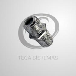 Conector Emenda F Rosca (100 Unidades)
