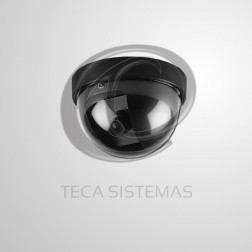 Dome de Proteção Preto para Mini Câmera