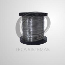 Rolo Fio de Aço Inox 0,70MM 1000 Gramas - CONFIHASTE