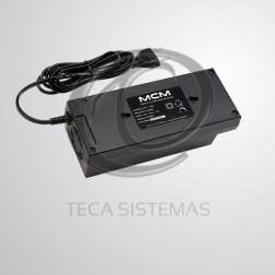 Fonte para Cftv de Voltagem Ajustável 10A - MCM