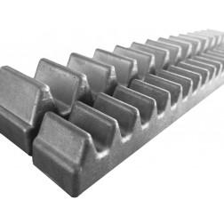 Gomo de Cremalheira em Alumínio M4 com Parafuso - ROSSI