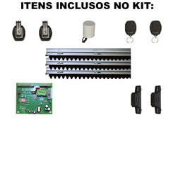 Kit Motor Deslizante DZ Nano Turbo - ROSSI