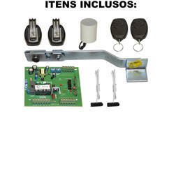 Kit Motor Deslizante de Fuso BL4 5,5m - Rossi