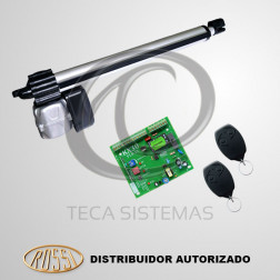 Kit Motor Pivotante Simples PL3 0,5m - Rossi
