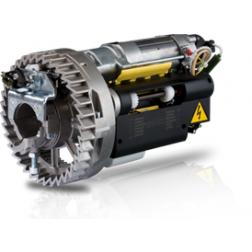 Kit Motor para Porta de Enrolar R180 Com Controle Remoto - FAAC