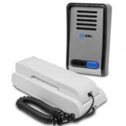 Interfone Porteiro Eletrônico F8-S Alumínio - HDL