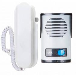 Interfone Porteiro Eletrônico P10 Alumínio - AGL