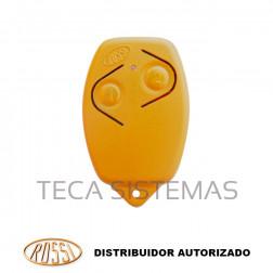 Controle Remoto Amarelo 433MHZ - ROSSI