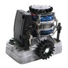 Motor Slider Maxi Plus Visão Interna