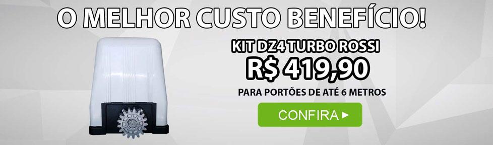Banner DZ4 Turbo Rossi